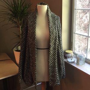 Zara Knit Slouchy Sweater - M